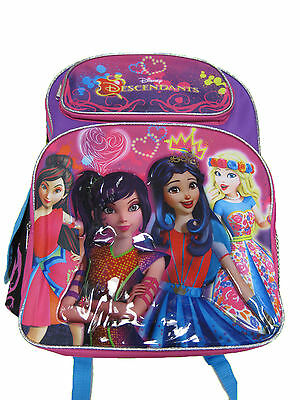 "A08307 Descendants Large Backpack 16"" x 12"""