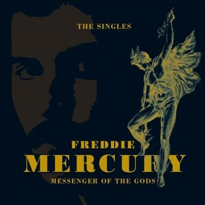 Freddie Mercury - Messenger Of The Gods: The Singles [Digipak] New Cd