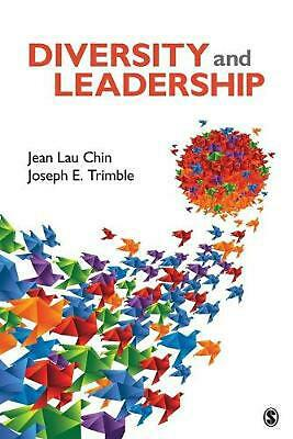 Diversity and Leadership by Jean Lau Chin (English) Paperback Book Free Shipping