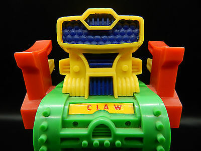 1960s vintage Topper DINGALING CLAW ROBOT plastic space toy Ding-A-Lings