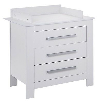 Baby Changing Table Dresser Baby Room Nursery Furniture Diaper Station 3 Drawer