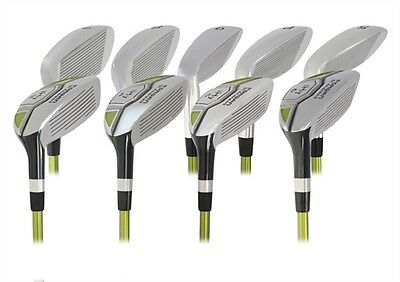 FORGAN GOLF iHY HYBRID IRON COMBO SET 3-SW HEAD ONLY FOR CLUB MAKER LH