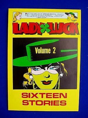 Lady Luck 2: 1940s  Crime strip reprints. Klaus Nordling. New.