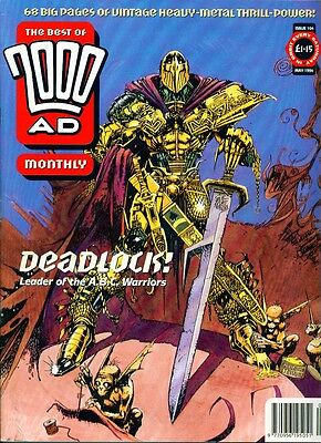 •.•  BEST OF 2000 AD • Issue 104 • ABC Warriors • Fleetway