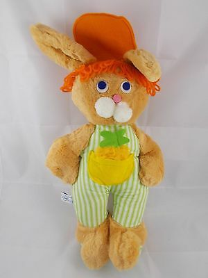 "Eden Toys Rabbit Bunny Plush 13"" USA"