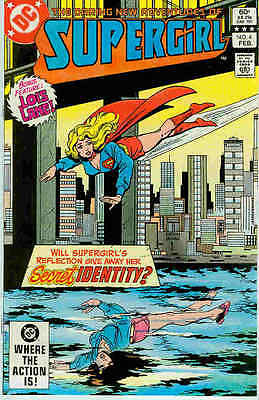 Daring New Adventures of)  Supergirl # 4 (USA, 1983)