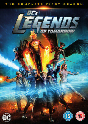 DC's Legends of Tomorrow: The Complete First Season DVD (2016) Victor Garber