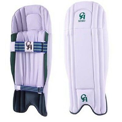 New Ca Somo Keeper Youths Wicket Keeping Pads