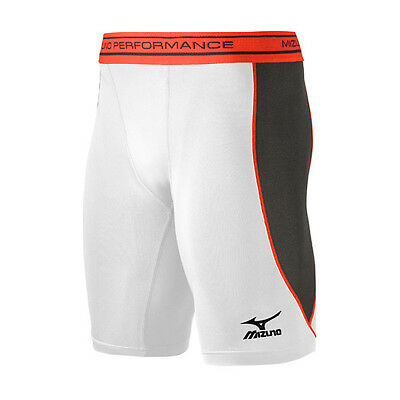 Mizuno Mens Pro Baseball Sliding Short Size MEDIUM Brand New  Free Ship 350543