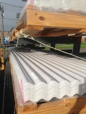 CLEARANCE SOLARTUFF LASERLITE Opal Corrugated 3000mm 3m single sheet