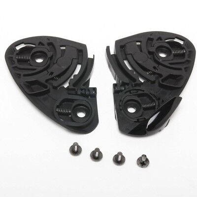 Shoei XR1100 Visor Base Plate and Screws Kit