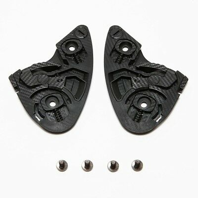 Shoei NXR Visor Base Plate and Screws Kit