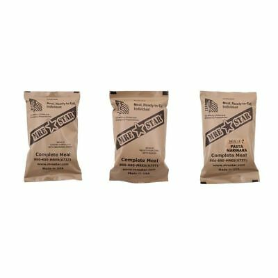 Original US MRE Meal Ready to Eat BW Notration Menü: 5,6,7 EPA army food