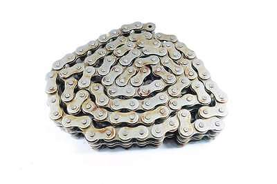New Tsubaki 100-2Rb 1-1/4 In 10Ft Double Strands Riveted Roller Chain D544770