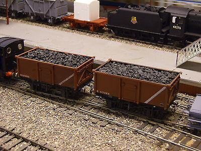 16T Mineral Wagon Brass Ethched Wagon Kit