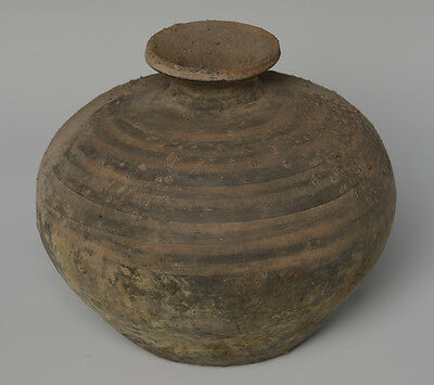 206 B.C. - A.D. 220, Han Dynasty, Antique Chinese Pottery Jar