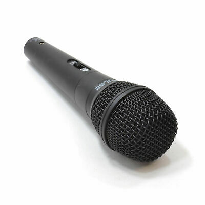 PULSE 3 Pin XLR Dynamic Vocal or Instrument Microphone Switched [008494]