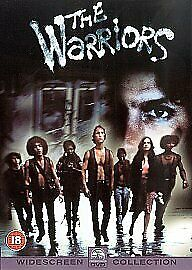 The Warriors DVD (2001) Michael Beck, Hill (DIR) cert 15 FREE Shipping, Save £s