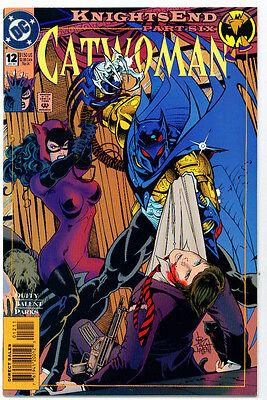 •.•  CATWOMAN (VOL.2) • Issue 12 • KnightsEnd • DC Comics