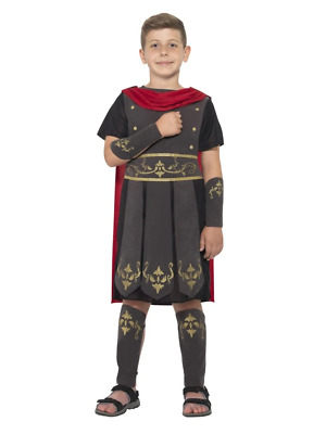 Roman Soldier Costume Smiffys Fancy Dress Costume