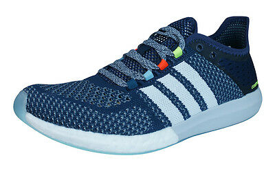 adidas CC ClimaChill Cosmic Boost Mens Running Trainers / Shoes - Blue