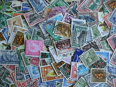 Hoard breakup mixture 150 CEYLON/SRI LANKA Duplicates & mixed condition
