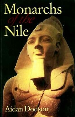 Monarchs of the Nile Pharaohs 3000-300 B.C. Tuthmosis Geneology Royal Cemeteries