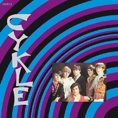 CYKLE - CYKLE - LP 1969 Out-Sider