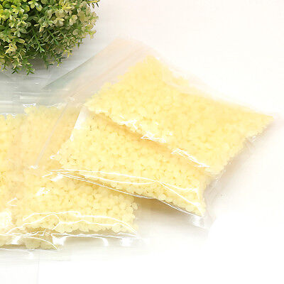 100% Organic Natural Pure Beeswax Pellets Honey Cosmetic Grade SOFT HEALTHY