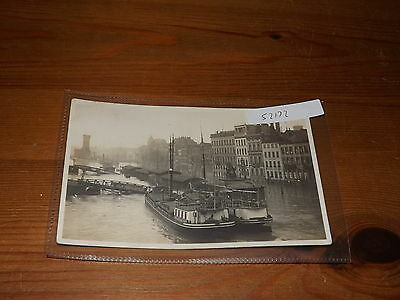 Old  postcard our ref #52172 GERMANY COLOGNE KOLN FLOODS RP