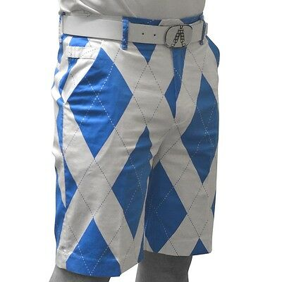 Royal and Awesome Originale Pantaloncini Da Golf (San Antrews)
