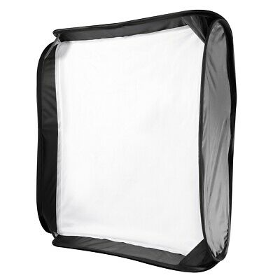 walimex pro Magic Softbox 60x60cm für Systemblitz - NEU & OVP by Mediaresort