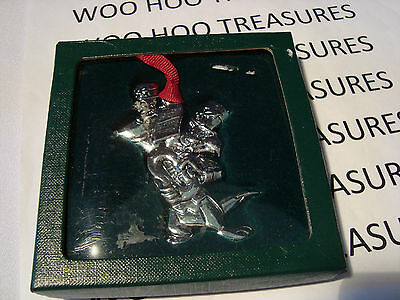 1993 Warner Brothers Looney Tunes Sylvester & Tweety Bird Holiday Ornament