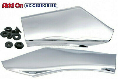 Honda GL1500 Goldwing GL 1500 Gold Wing - Chrome Right & Left Body Side Covers