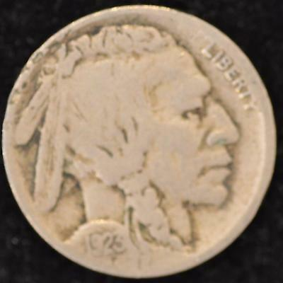 1923-S FINE Buffalo Nickel #1, NICE STRONG, CLEAR DATE