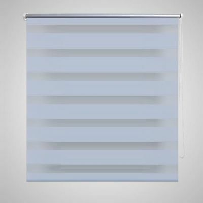 11 Sizes White Roller Blind Blackout Daynight Quality Window Blinds Sunscreen