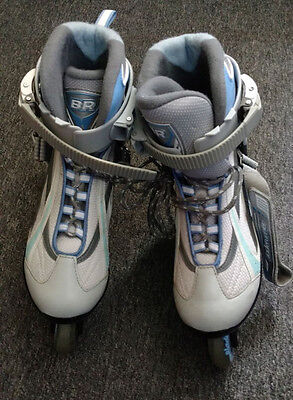Bladerunner Roller Blades Women's Size 7 Pre-Owned
