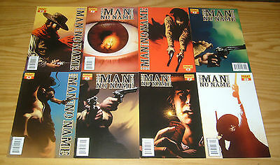 the Man With No Name #1-11 VF/NM complete series - clint eastwood - western set