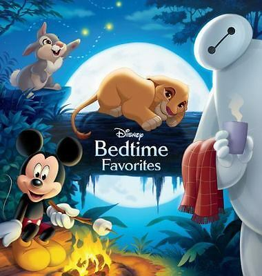 Storybook Collection: Bedtime Favorites (3rd Edition) by Disney Book Group...