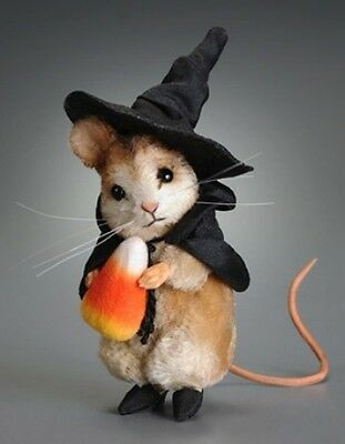 R. John Wright - Trick or Treat Mouse, Halloween Mice Collection
