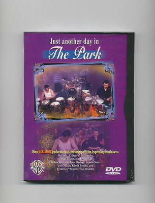 Just Another Day In The Park  Drum  Conga  Bongos Dvd