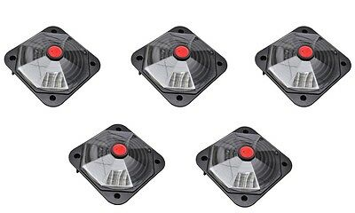 5x735W Swimming Pool Solar Heater Panel Heating System Spa 3 Adapters Valve Hose