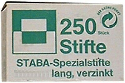 Staba Special Nails 25mm Special pens Panel Profile boards nails 250 Piece NEW
