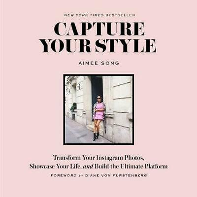 Capture Your Style by Aimee Song Paperback Book (English)