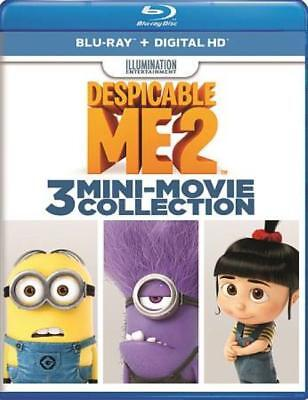 Despicable Me 2: 3 Mini-Movie Collection Used - Very Good Blu-Ray