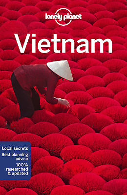 Vietnam Lonely Planet Travel Guide Book