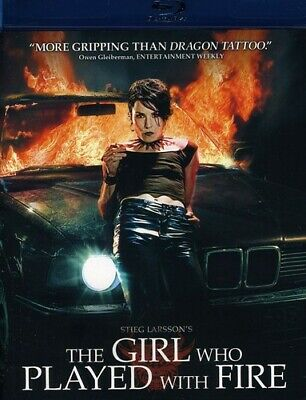 Girl Who Played With Fire (Dvd, 2010) New