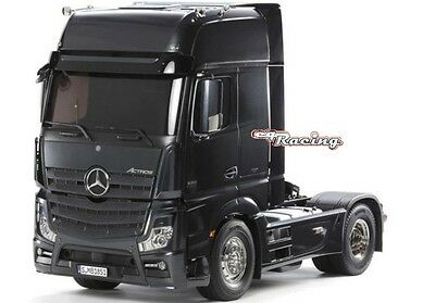 Tamiya Body Parts Mercedes-Benz Actros 1851 GigaSpace Black Edition T2L®