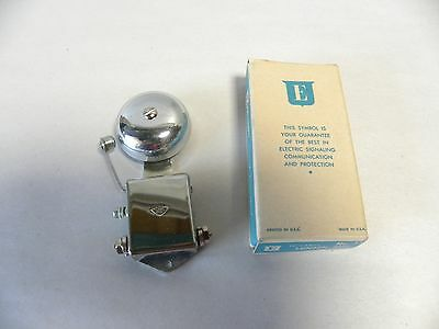 NOS Vintage Edwards Signaling Co Lungen Signal Alarm Bell 1 Inch No. 13 (A5)