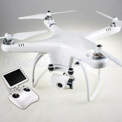 GTEN Drone UPair ONE FPV Quadcopter with 2K Camera RTF Aerial Video UK Ship